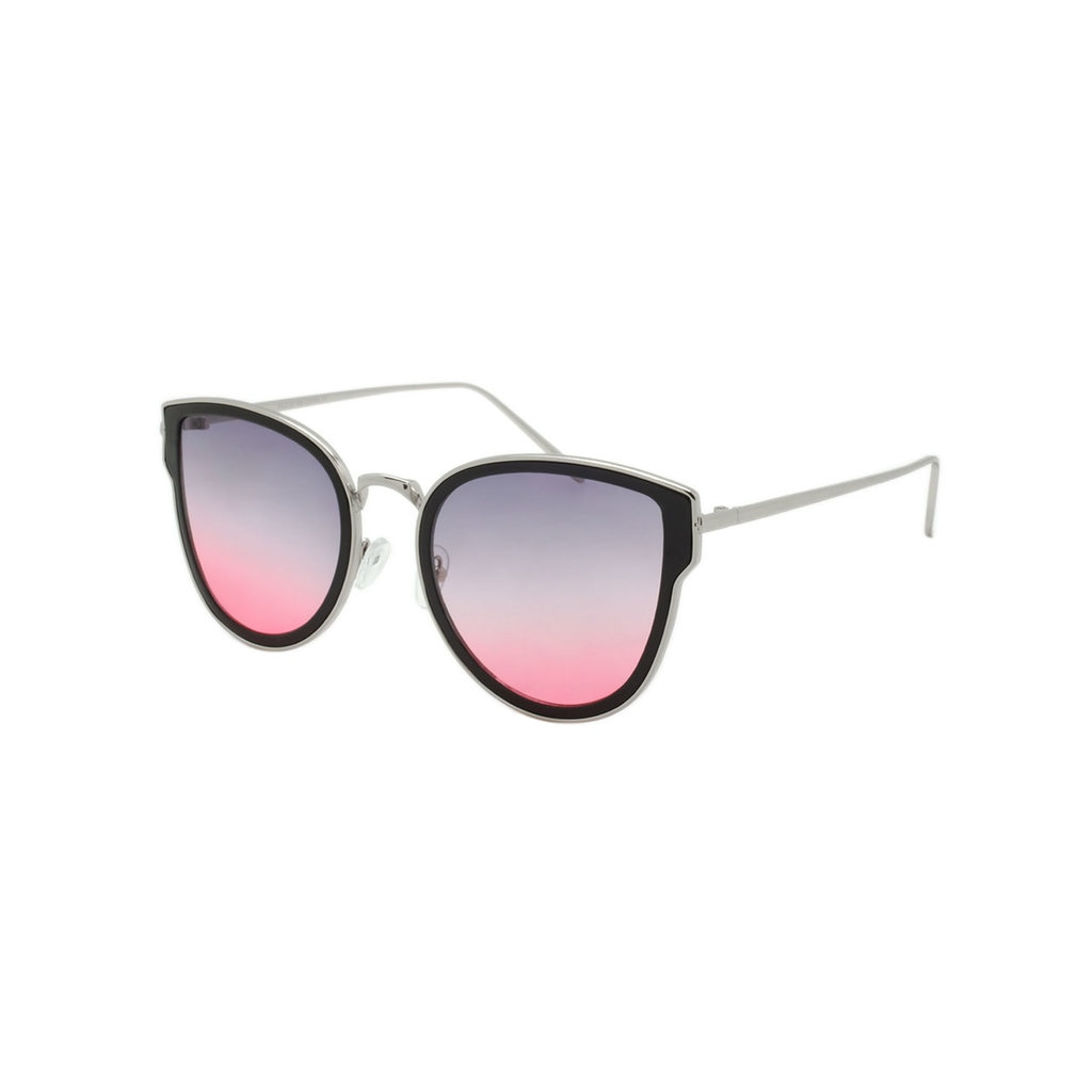Metal Dazey Cat Eye Shades