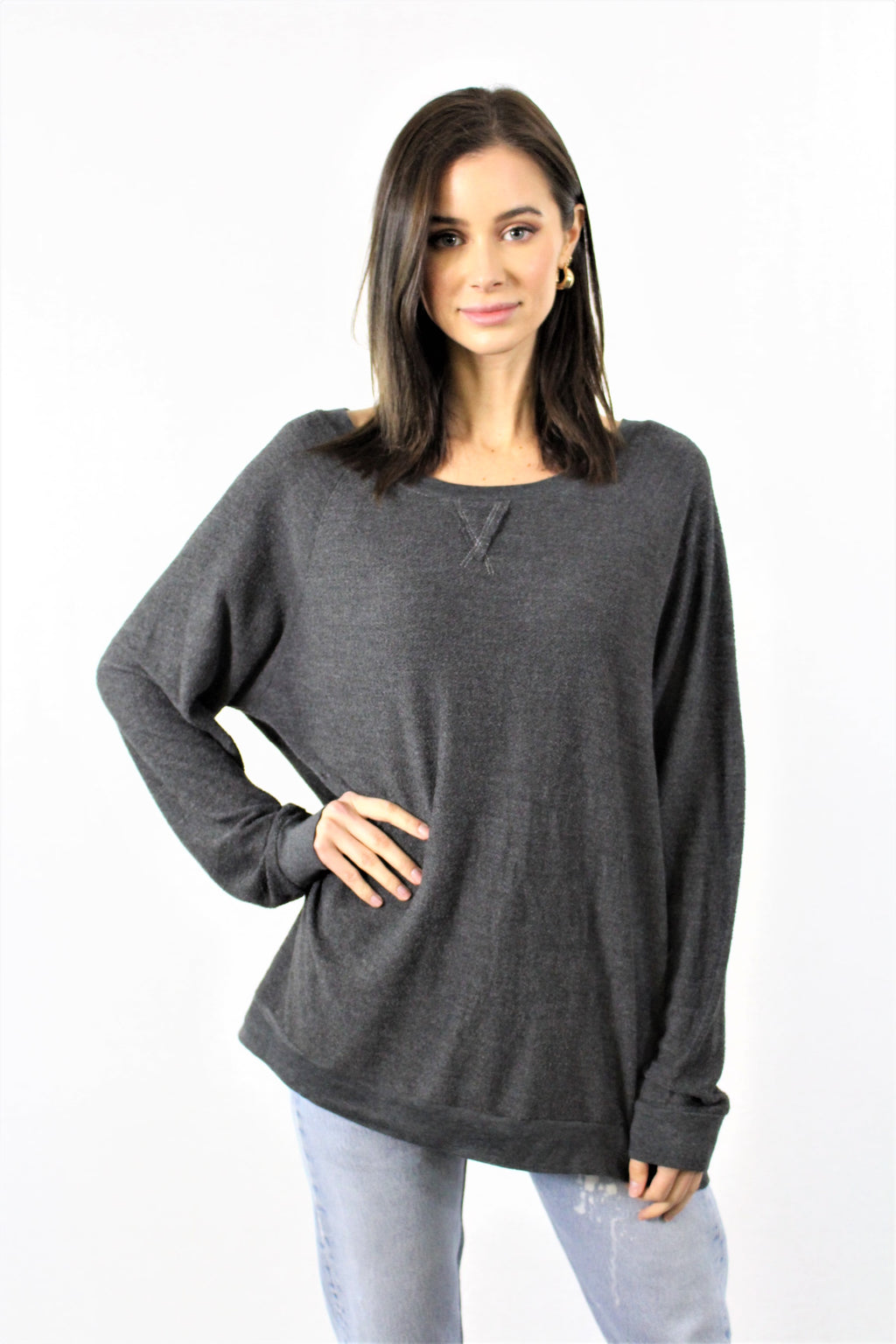 Long Sleeve Light Sweater