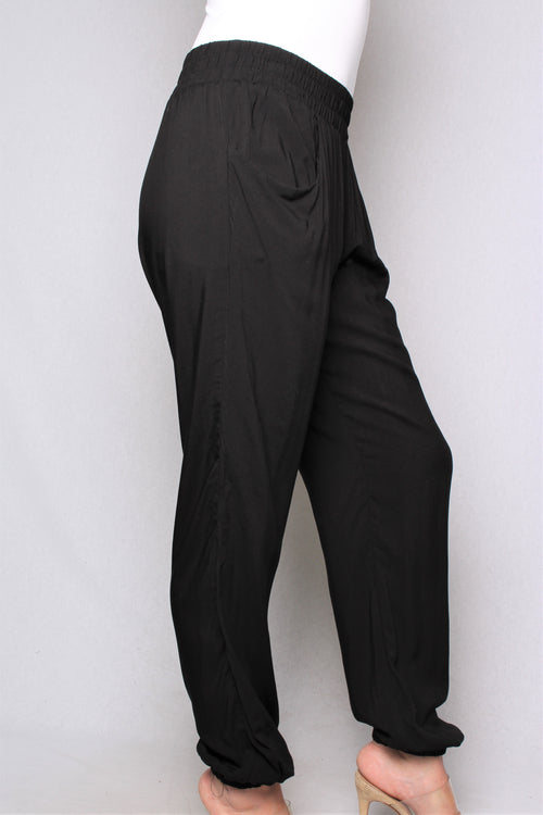 Women's Loose Fit Jogger Pants with Pocket