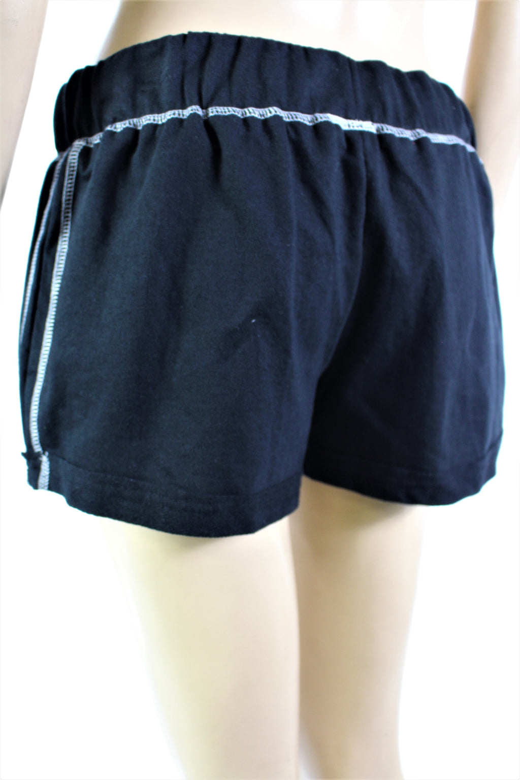 Women's Mini Drawstring Shorts