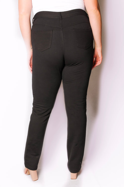 Women's Plus Size Comfy High Waisted Legging