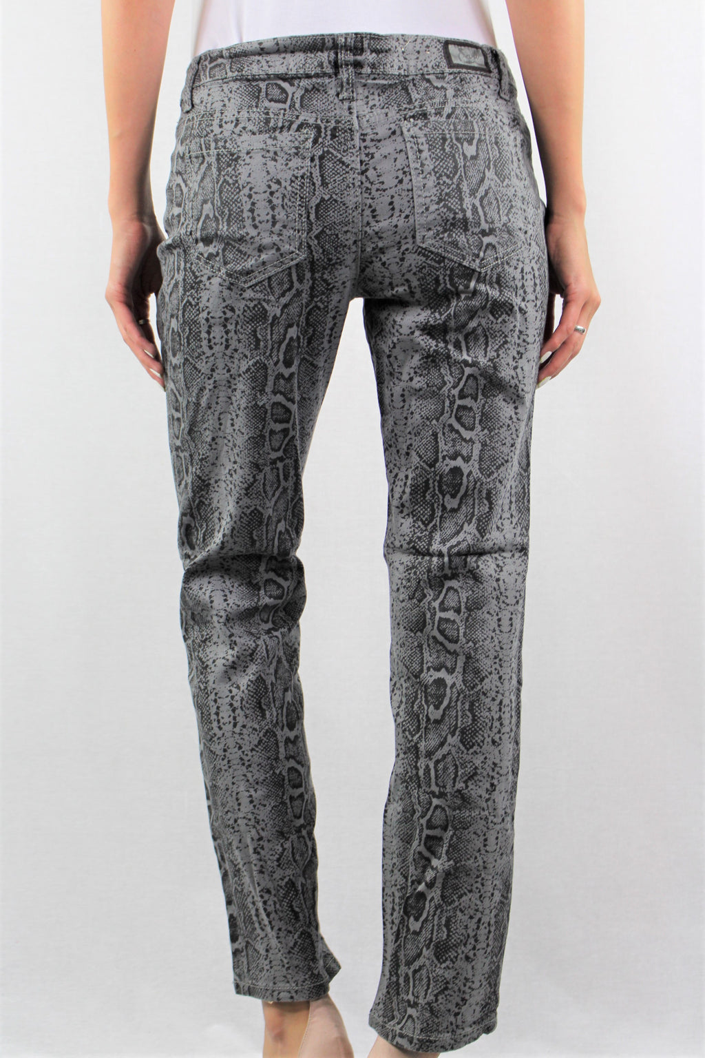 Women's Snake Straight Cut Pants