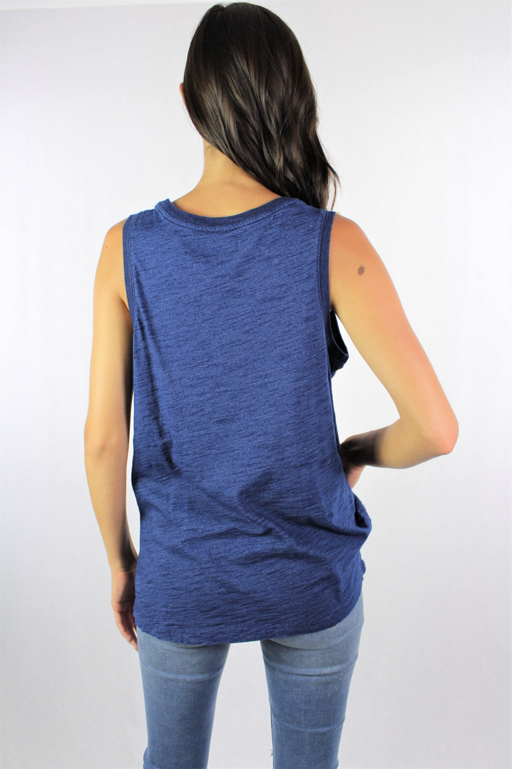 Women's Tank Top with Front Pocket