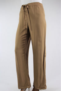 Women's  Roll-Up Drawstring Pants