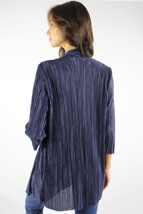 Women's 3/4th Sleeve Open Front Cardigan