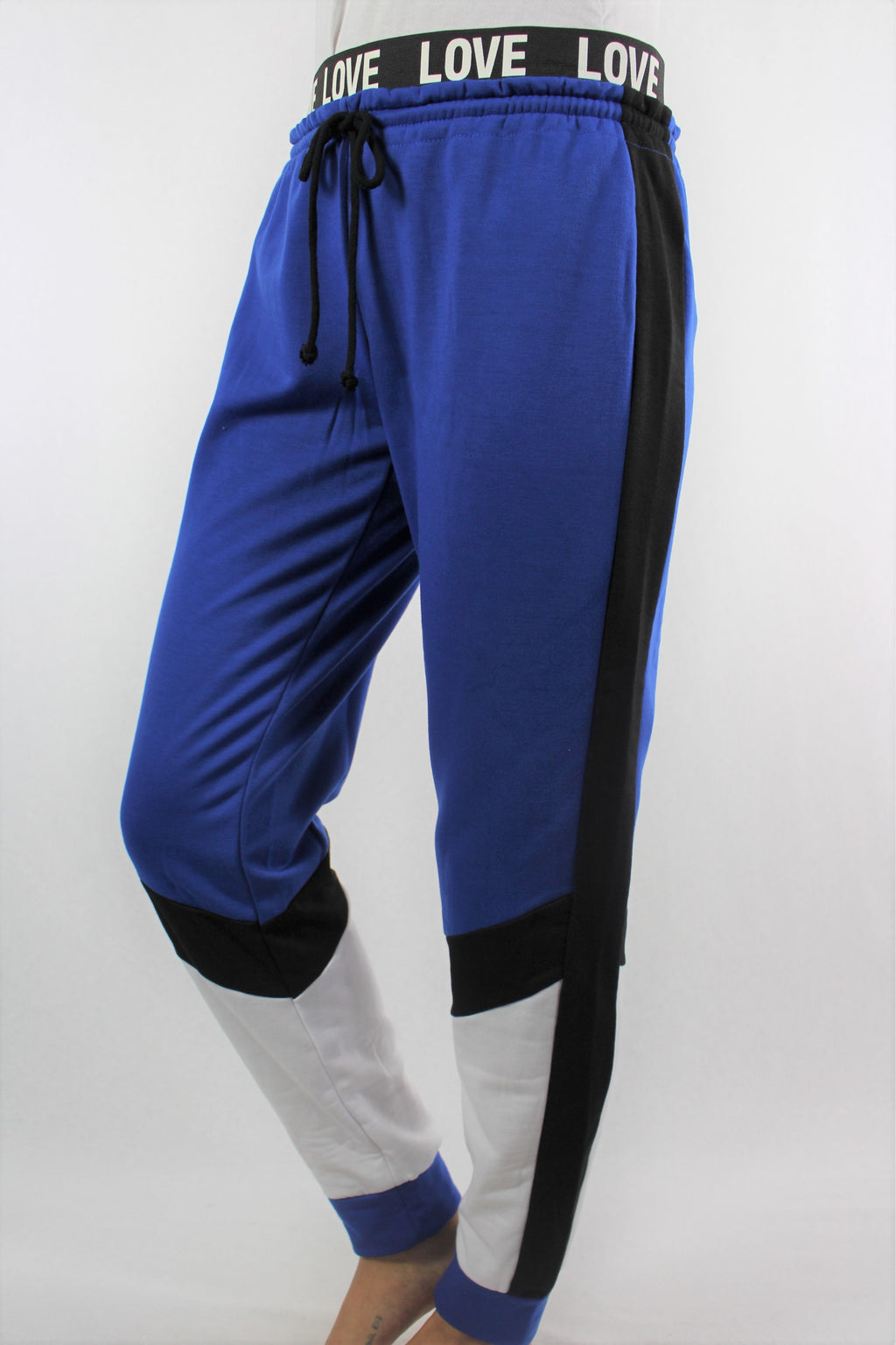 "Women's Tri Color ""Love"" Jogger"