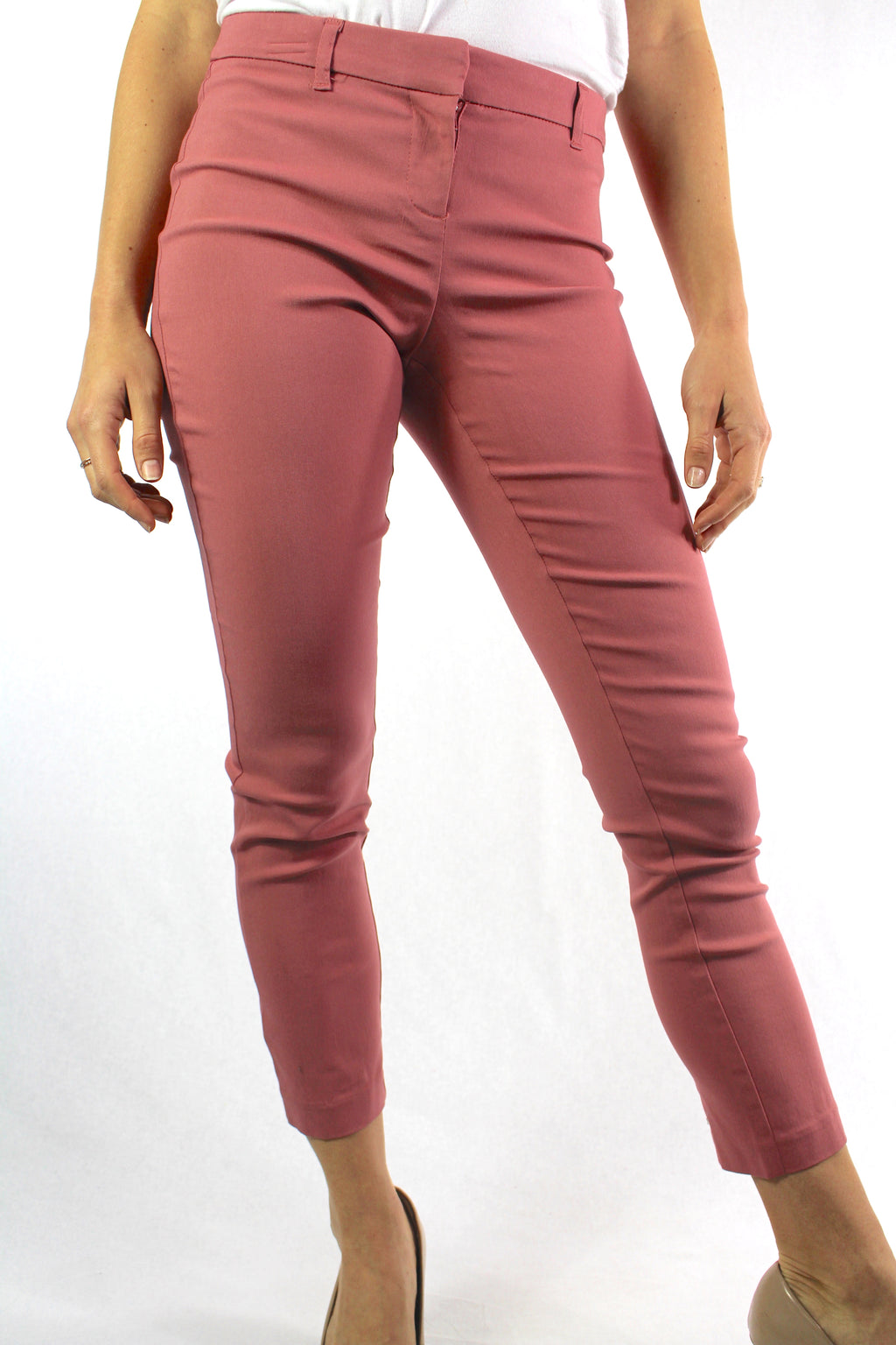 Women's Skinny Fit Ankle Pants
