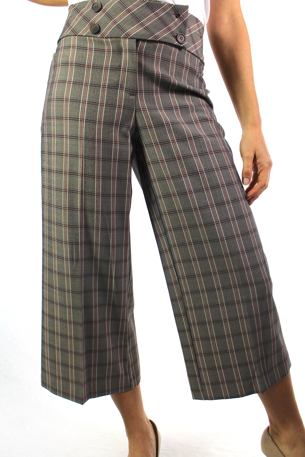 Women's Wide Leg Culottes