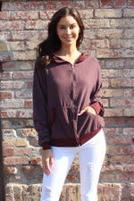 Women's Comfy Faded Hoodie