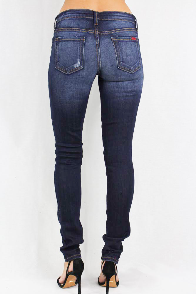 Dark Stone Washed Jeans