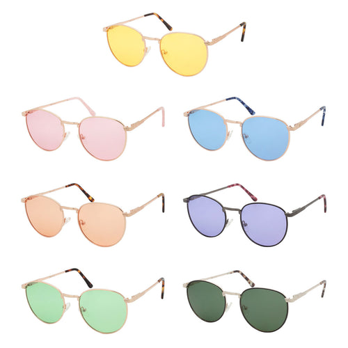 Quirky Round Shape Sunglasses