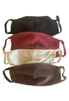 Assorted Comfortable Double Layer Face Mask / Nose Mask (Natural)