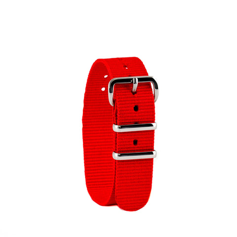 Red Watch Strap (WS-R)