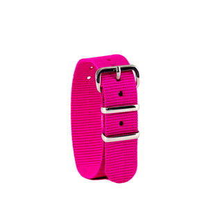 Bright Pink Watch Strap (WS-P)