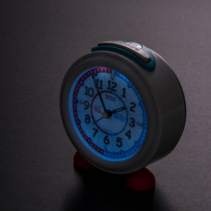 EasyRead Alarm Clock, Red/Blue Past & To (ERAC-RB-PT)