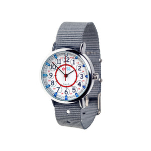 EasyRead Time Teacher 24 Hour Watch (ERW-RB-24-GR)