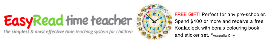 EasyRead Time Teacher Ltd