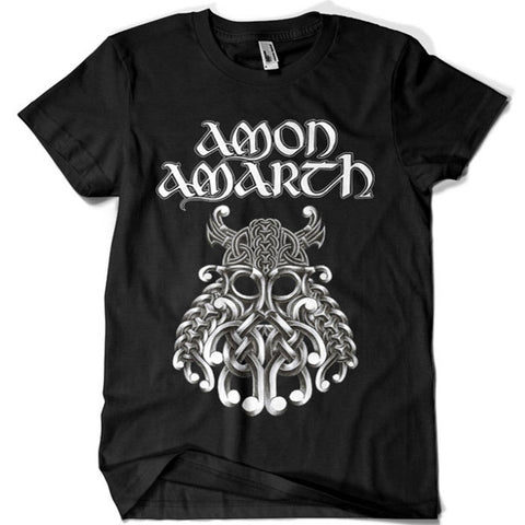 Amon Amarth T-shirt - billionaire dropouts