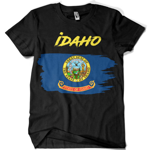 Idaho T-shirt - billionaire dropouts