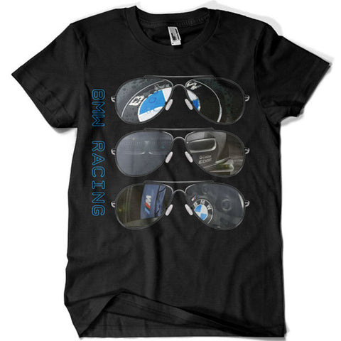 BMW Racing Aviators T-shirt - billionaire dropouts