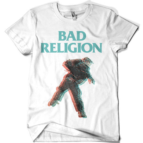 Bad Religion T-shirt - billionaire dropouts