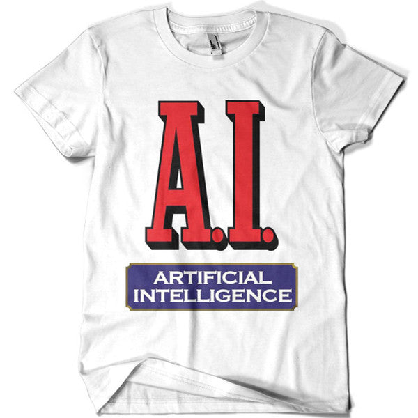 Artificial Intelligence T-shirt - billionaire dropouts