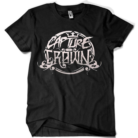 Capture the Crown T-shirt - billionaire dropouts