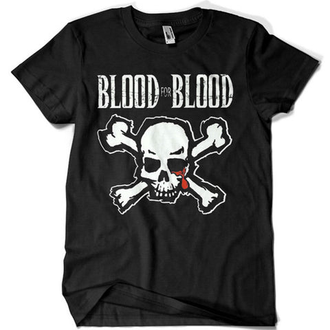 Blood for Blood T-shirt - billionaire dropouts