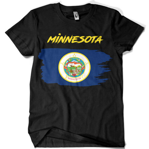 Minnesota T-shirt - billionaire dropouts