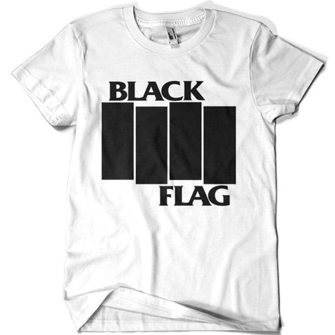 Black Flag T-shirt - billionaire dropouts
