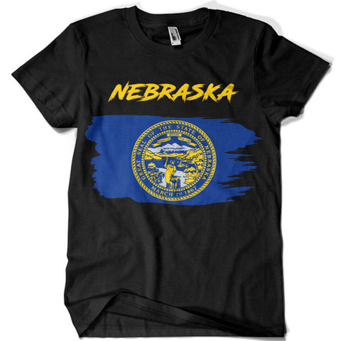 Nebraska T-shirt - billionaire dropouts
