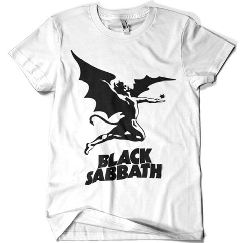 Black Sabbath T-shirt - billionaire dropouts