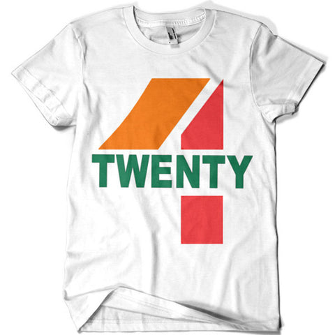 4 Twenty T-shirt - billionaire dropouts