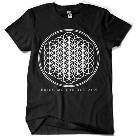 Bring Me the Horizon T-shirt - billionaire dropouts