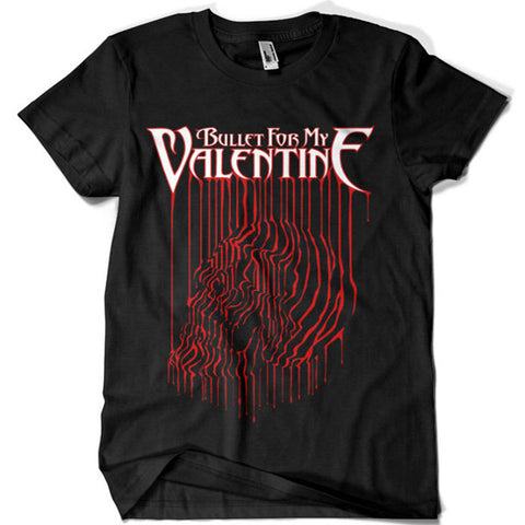 Bullet for My Valentine T-shirt - billionaire dropouts