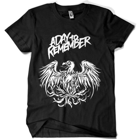 A Day to Remember T-shirt - billionaire dropouts
