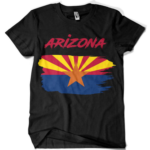 Arizona T-shirt - billionaire dropouts