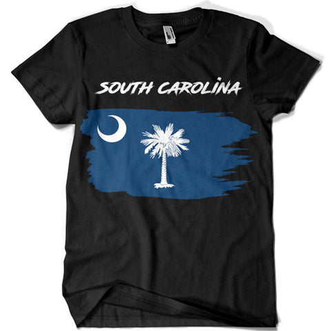 South Carolina T-shirt - billionaire dropouts