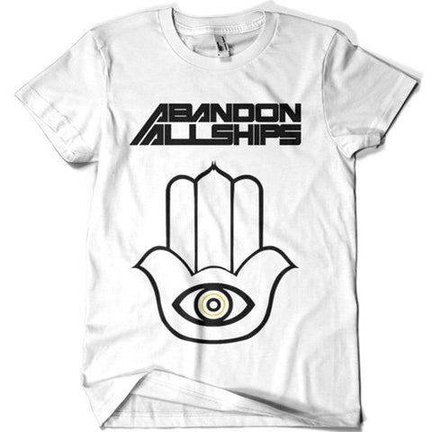 Abandon All Ships Malocchio T-shirt - billionaire dropouts