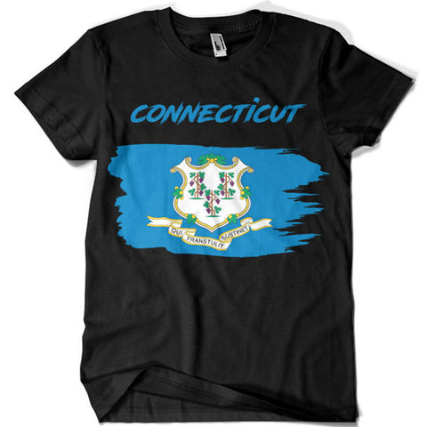 Connecticut T-shirt - billionaire dropouts