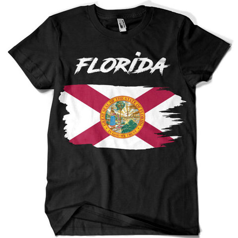 Florida T-shirt - billionaire dropouts