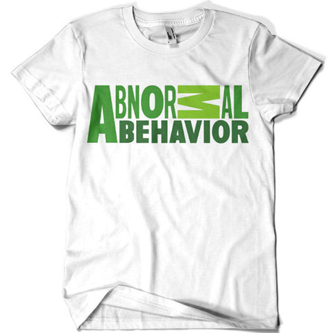 Abnormal Behavior T-shirt - billionaire dropouts