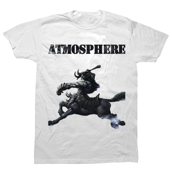 Atmosphere T-shirt - billionaire dropouts