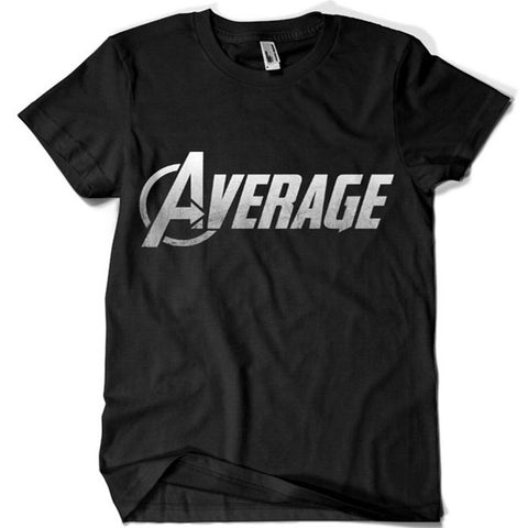 Average T-shirt - billionaire dropouts