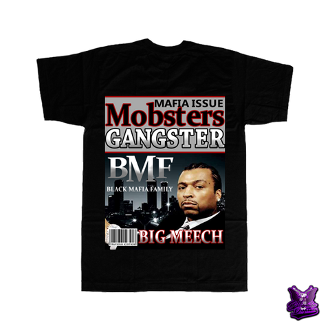 Big Meech T-shirt - billionaire dropouts