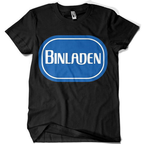 Bin Laden T-shirt - billionaire dropouts