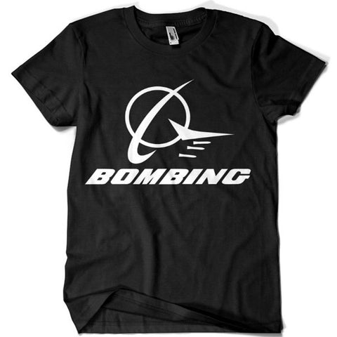 Bombing T-shirt - billionaire dropouts
