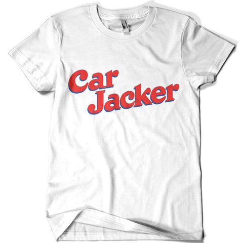 Car Jacker T-shirt - billionaire dropouts