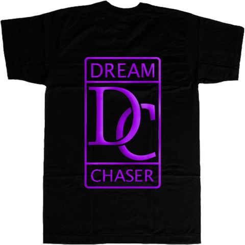 Dream Chaser T-shirt - billionaire dropouts