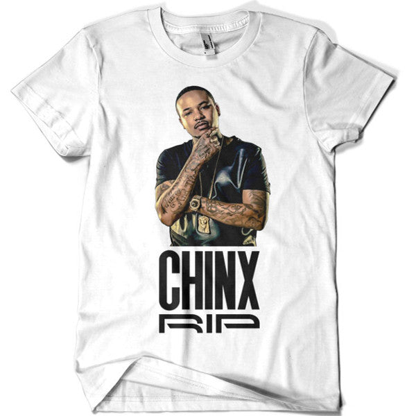 R.I.P CHINX DRUGZ TSHIRT FOR THE REAL FANS | Represent